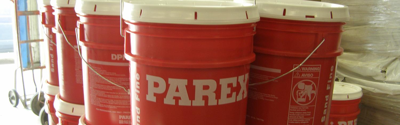 Parex Pail